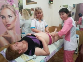 Все виды массажа по восточной методике. Массаж в 4 руки-