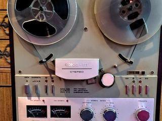 Продам катушечный магнитофон приставка Союз