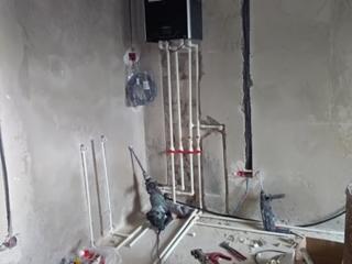 Монтаж-ремонт полипропиленовые трубы, металлопласт под пресс гарантия
