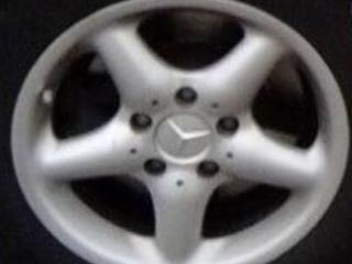 Продам диски Мерседес R15 5.112