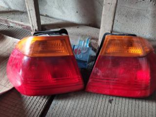 МКПП, задние фонари BMW E46