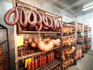Работа в Польше, колбасный цех!
