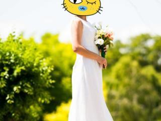 Продается свадебное платье 800 р.