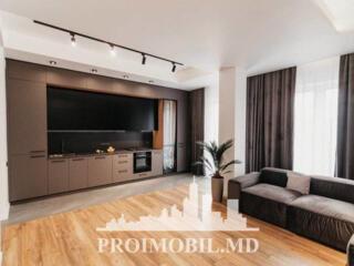 Spre chirie se oferă apartament în bloc nou, Centru, str. București. .