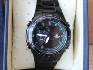 Продам часы Casio edifice EFA-131PB в отличном состоянии