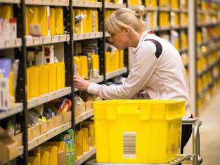 Официальная работа на складах в Германии, 1500-2500 евро в месяц!