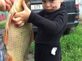 Рыбалка! La pescuit!