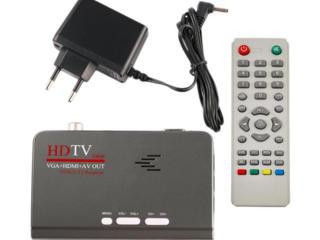 Установка DVB-T2 - молдавские цифровые каналы--ТВ Box RK3318 2G -16