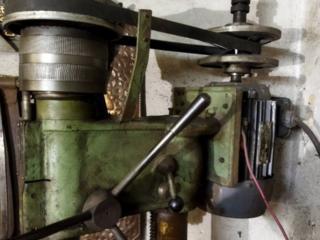 Сверлильный 2а 112станок для резаков ремесленная швейная машина 31к15