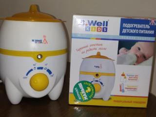 Подогреватель детских бутылочек и детского питания - B. Well WK-133