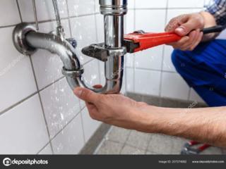 Сварочные и сантехнические работы