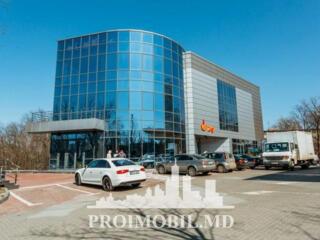 Se oferă spre chirie oficiu, Botanica, bd. Dacia în intersecție cu ...