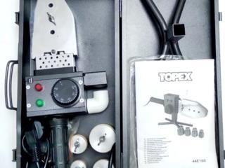 Паяльник для пластиковых труб Topex 44Е160