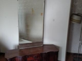Б/У - Трюмо, двойное раскладное кресло, столешница
