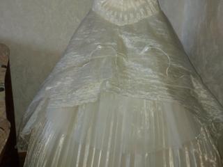 Продам свадебное платье, состояние идеального!