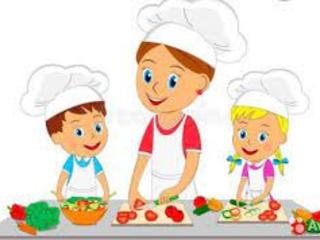 Повар, помощник повара, логопед - садик