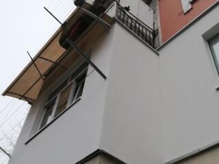 Балконы расширяем. Кладка. Козырьки. Крыши