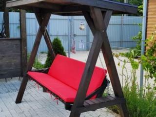Садовая и дачная мебель из дерева