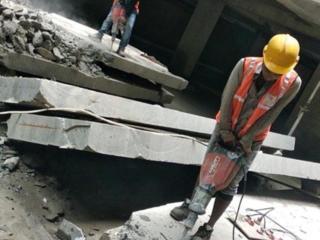 Бетоновырубка резка бетона демонтаж стен перегородок перекрытий услуги