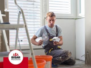 Польша, работа для помощников строителей.