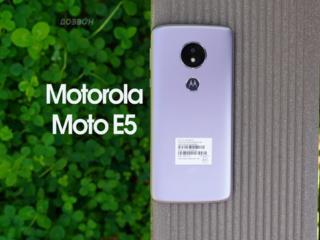 Motorola Moto E5, CDMA, Лучшая цена, лучший смартфон! 4000 батарея!