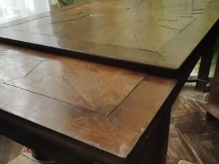 Продам дубовый стол ручной работы
