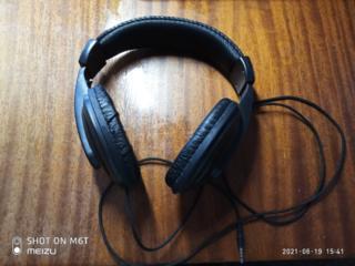 Продам б/у наушники sven ap-860m с хорошим звуком и басами