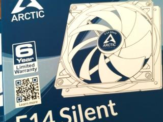Вентиляторы Arctic