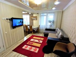 APARTAMENT CU 2 DORMITOARE și bucătărie cu living, reparație euro.