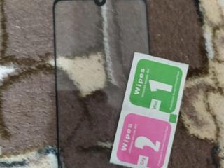 Стекло на Redmi note 7 с салфетками