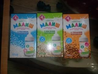 Молочная смесь 4+ месяца