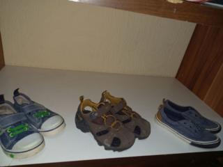 Adidasi, macasini si cizme pentru baietei