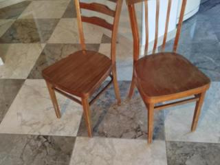 Продаются стулья, цена за шт. - 120 рублей