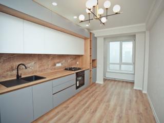 Va oferim spre vinzare apartament modern cu 2 odai + living in sec. ..