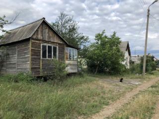 Новые Мерены, участок 6 соток + деревянный домик, вода, электричество