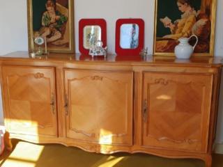 Красивая французская мебель.
