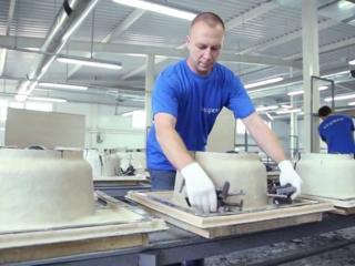 Работа в Польше, производство моек и сантехники.