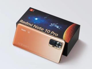 Redmi Note 10 Pro.