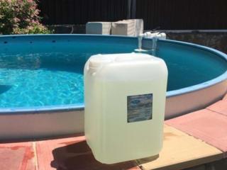 Чистка, дезинфекция бассейнов пергидроль, перекись 45%!!