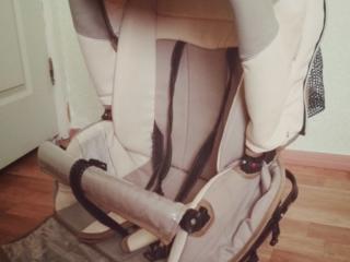 Фирменная коляска Vulcano Bebetto, плед, матрац, коврик. Читаю вайбер