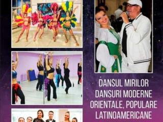 Dansatori Chișinău - Танцоры супер