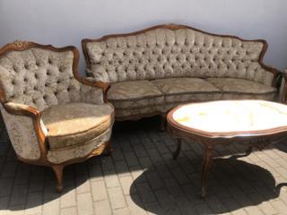 Mягкая мебель Rokoko из Германии