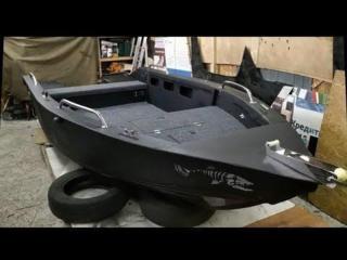 Изготовление лодок из ПНД по вашим эскизам