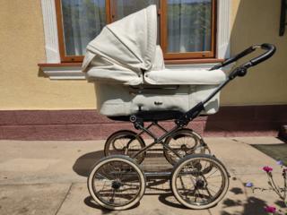 Срочно продам коляску шведской марки Emmaljunga Mondial Duo