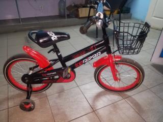 Детский велосипед НОВЫЙ-1100р