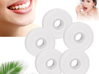 ТОП цена на мятную зубную нить 16 грв катушка