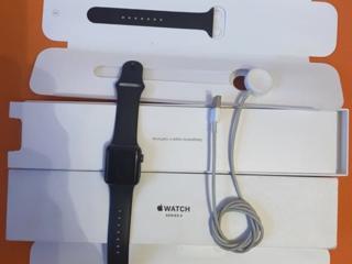 Apple watch с полным комплектом