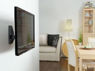 Установка ЖК, LCD, LED, и плазменных телевизоров.