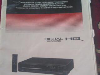 Видеомагнитофон JVS и бонус 20 видео кассет, 900 лей.