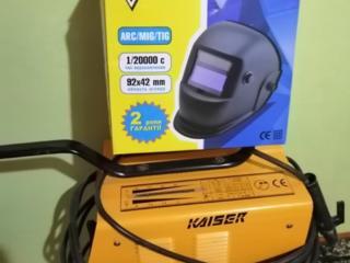 Сварочный аппарат, компрессор и бензопилу